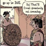 Mayan Apocalypse and the Writing Life