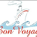 Bidding Your First Novel Bon Voyage