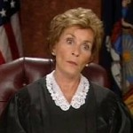 Writers: Don't Mess with Judge Judy