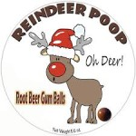 Reindeer Poo and Other Fun Gifts